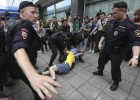 Rusia aprueba la ley que prohíbe hablar sobre homosexualidad