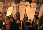 El 38% de los asesinatos de mujeres son casos de violencia machista