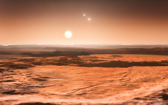 Una estrella cercana al Sol tiene seis planetas, tres de ellos en la zona habitable