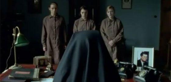 Fotograma de la película 'Las hermanas de la Magdalena'.