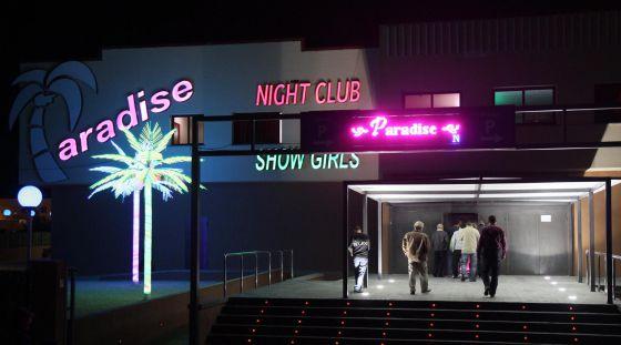 El club de alterne más grande de Europa, donde la policía encontró a la joven prostituida