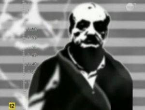 Retrato robot del pederasta español D.G.V. difundido en 2012 por la televisión marroquí Medi 1
