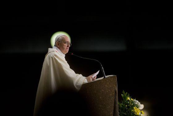 El papa Francisco predicó a favor de una vida sobria y defendió la laicidad del Estado durante la Jornada Mundial de la Juventud celebrada en Río de Janeiro.