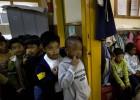 La crisis provoca el primer éxodo de inmigrantes de las aulas