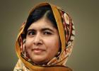 Malala recibe en Holanda el premio de la Paz de los Niños