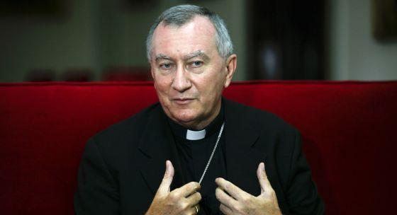 El nuevo secretario de Estado vaticano, Pietro Parolin.