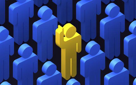 El jefe paternalista suele darse en las pymes; las multinacionales usan un liderazgo más participativo.