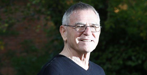 El matemático y músico David Wright.