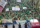 Los profesores de Baleares vuelven a clase tras 15 jornadas de huelga