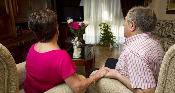 Ana y José han participado en un trasplante cruzado.rn