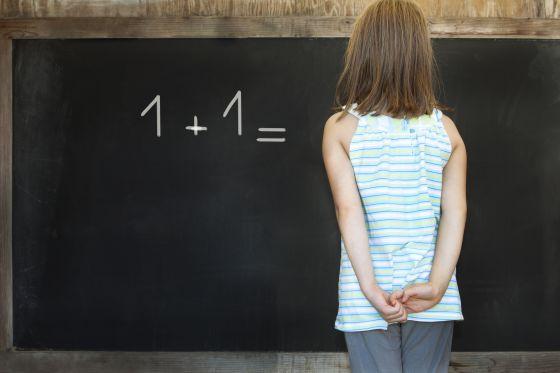 Un informe sobre las competencias de los adultos ha desatado el debate sobre el estado de la escuela.  Getty