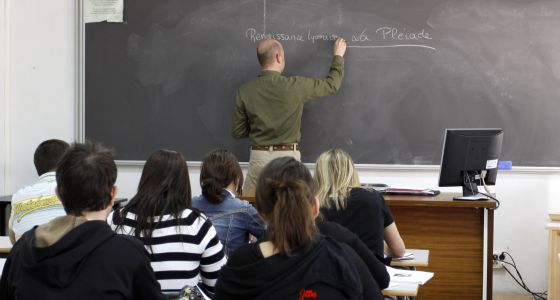 Trabajo para profesores