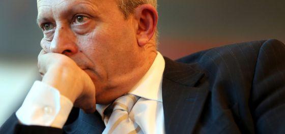 Jose Ignacio Wert, ministro de Educación, Cultura y Deporte.