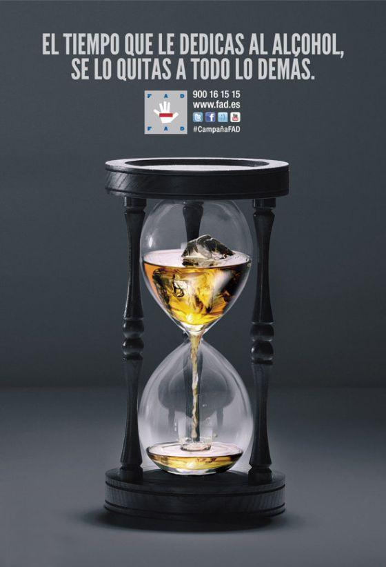 Se puede emplear el alcohol a la codificación