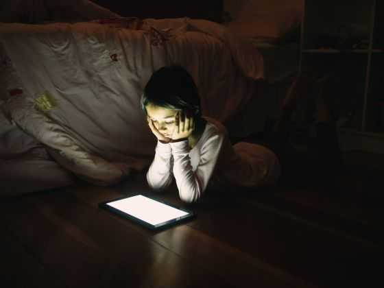 El 84% de los menores leen en su tiempo libre. Es el sector más lector.