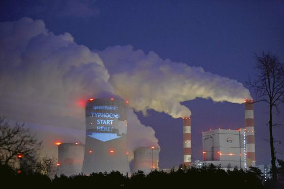 Si se mantienen las emisiones actuales, se llegará a un incremento de las temperaturas de cuatro grados a final de siglo.
