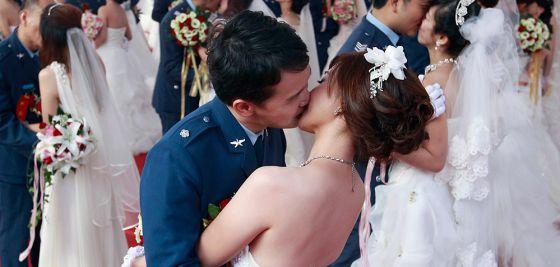 """""""Los recién casados conocen de forma implícita si su matrimonio será grato"""", dice el responsable del estudio."""