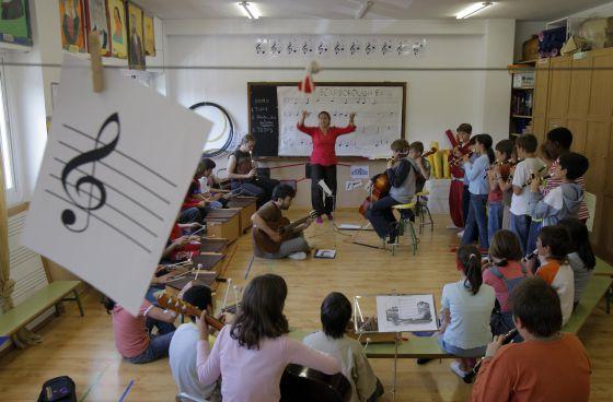 La música es una excelente forma para hacer aflorar las emociones.