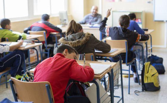 La brecha escolar que divide España