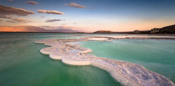 El mar Muerto podría desaparecer completamente en 2050.