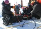 Descubierta una gran bolsa de agua líquida en el hielo de Groenlandia