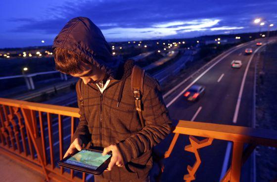 Internet reduce la necesidad de utilizar el coche para comunicarse.