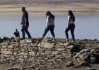 La sequía resucita pueblos fantasma de la fiebre del oro en California