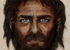 Un cazador europeo, de piel oscura y ojos azules de hace 7.000 años
