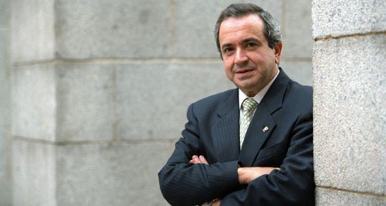 Emilio Lora- Tamayo, vicepresidente del CSIC.