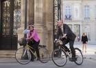 Transportes gratis en París contra la alerta de la polución