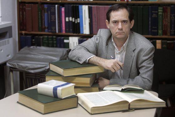 Gabriel Laguna, profesor de la Universidad de Córdoba.