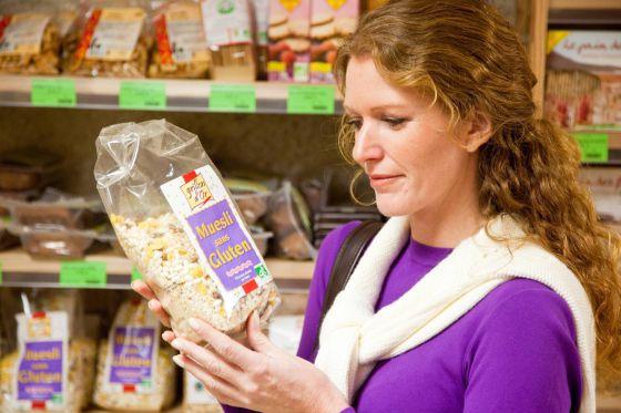 Los productos libres de gluten avanzan en los supermercados.