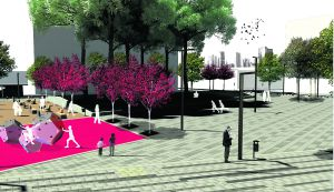 Uno de los proyectos de alumnos del máster en Diseño Urbano: Arte, Ciudad, Sociedad, de la Universidad de Barcelona.