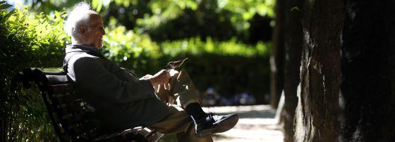 El envejecimiento de la población europea prosigue su avance.