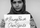 Personalidades en campaña para la liberación de las chicas nigerianas