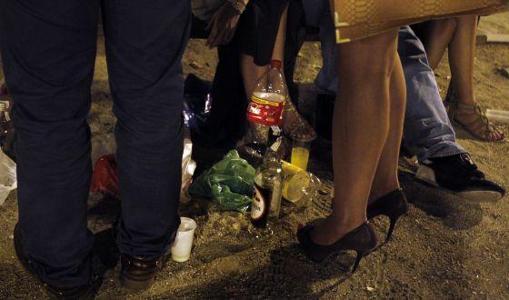 El 19,6% de los bebedores españoles son considerados de riesgo.