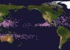 Los ciclones se van hacia los polos