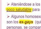 La Universidad de Extremadura respalda a una profesora homófoba