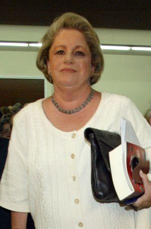 María Antonia Iglesias, en 2003.