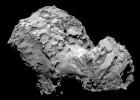 La nave 'Rosetta' llega al cometa