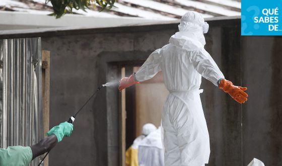¿Qué sabes del... ébola?