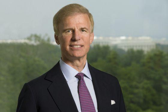 El nuevo editor de 'The Washington Post', Frederick J. Ryan Jr.