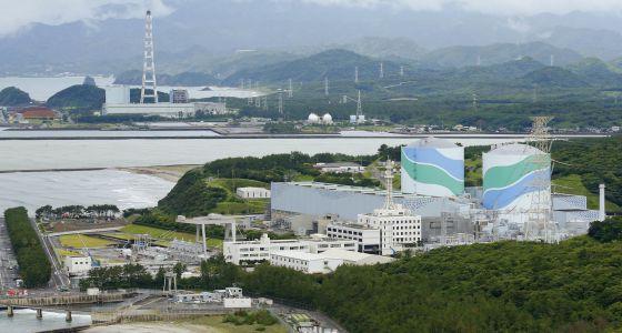 La planta de Sendai, de la compañía Kyusu Electric Power, en 2013.