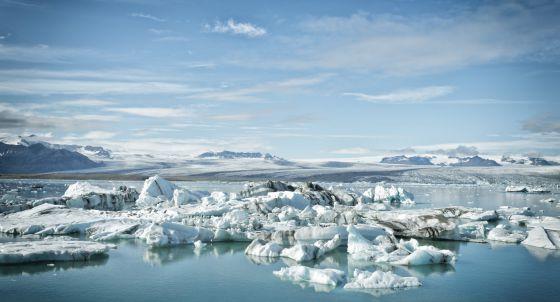 El Océano Ártico sigue perdiendo hielo