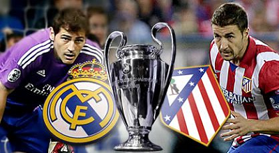 Final Champions League: El derbi de los derbis