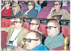 Los cineastas recrean el mundo en 3D