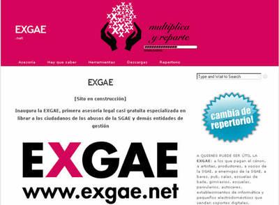 La SGAE tiene rival: EXGAE