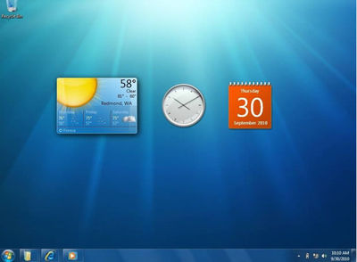 Windows 7, una beta para olvidar Vista