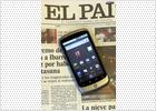 Nexus One, el teléfono de Google, no entiende español