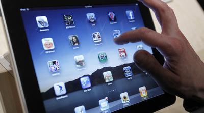 FOTOGALERIA: Llega el iPad